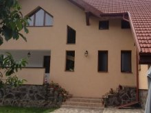 Villa Szamospart (Lușca), Casa de la Munte Villa