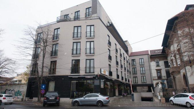 Hemingway Residence Bucharest