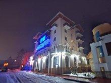 Accommodation Borzești, Teleconstrucția Vila