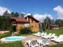 Casă de vacanță Mămăligani, Casa de vacanță Vălișoara