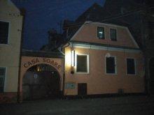 Panzió Szászkeresztúr (Criț), Casa Soare Panzió