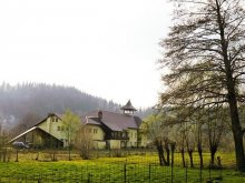 Pensiune Boțârcani, Pensiunea Jupăniței