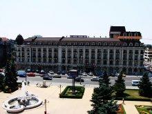 Cazare Cârlomănești, Hotel Central
