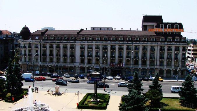 Central Hotel Ploiești