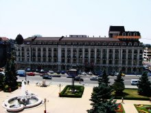 Hotel Băleni-Sârbi, Central Hotel