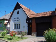 Accommodation Heves county, Bocskai Apartment