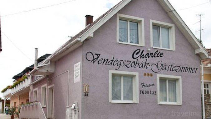 Casa de oaspeți Charlie Fertőrákos